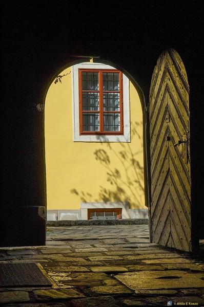 Streetscape - Sopron, Hungary