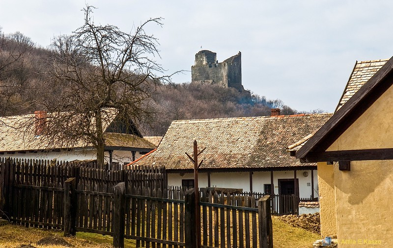 World Heritage Hollolo Village, Hungary