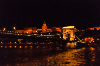 Royal Palace and Chain Bridge