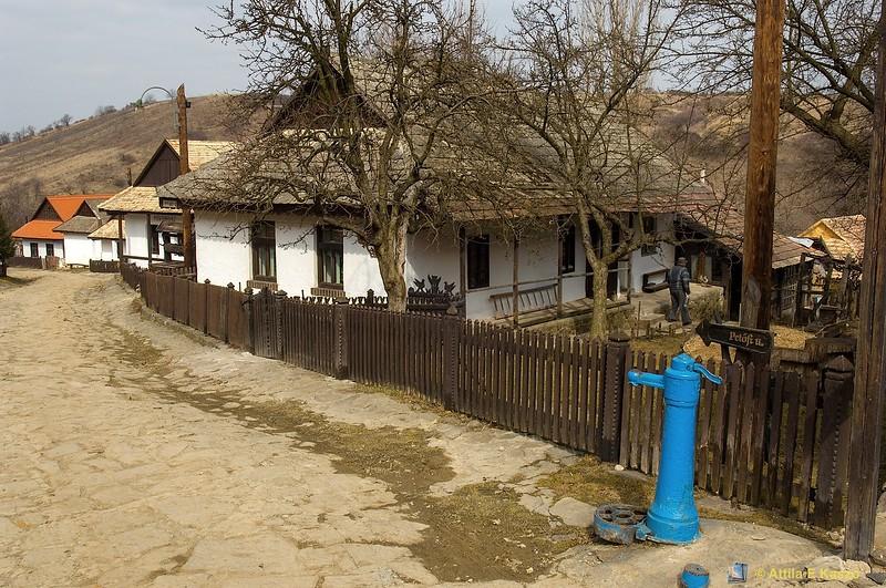 World Heritage Hollolo Village, Hungary