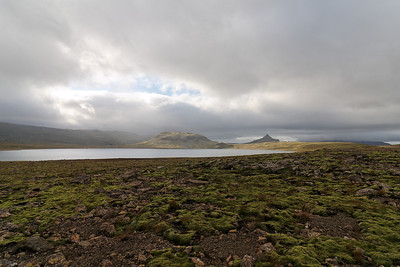 West Coast - Mountains south of Stykkisholmur