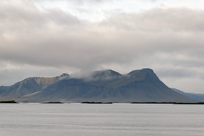 West Coast - Mountain east of Stykkisholmur