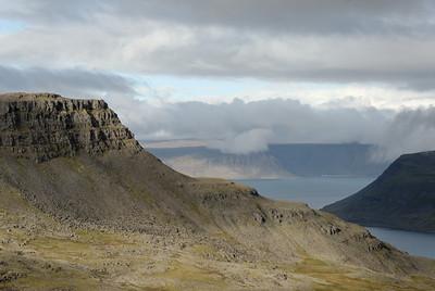 West Fjords - Sudurfirdir fjord