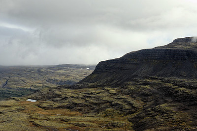 West Fjords - Descending from Lonfell