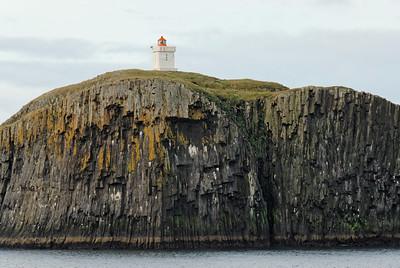 West Coast - Flatey lighthouse