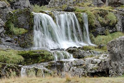 West Fjords - Dynjandi falls