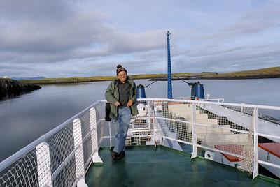 "West Coast - Ferry ""Baldur"""