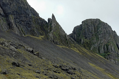 West Coast - Basalt Cliffs
