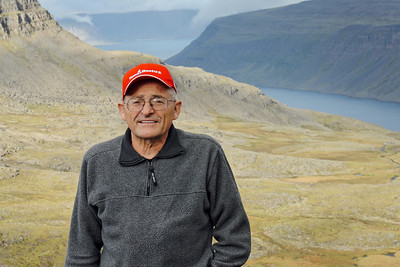 West Fjords - View towards Sudrufirdir