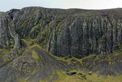 West Coast - Basalt Cliff