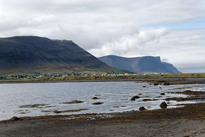 West Fjords - Pingeyri village