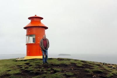 West Coast - Stykkisholmur Light House