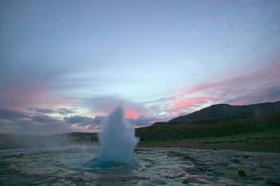 Strokker geyser 3