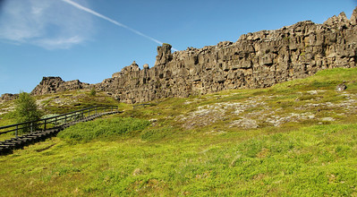 Parliament or Alþingi was established at Þingvellir in 930 and remained there until 1798. - Thingvellir National Park
