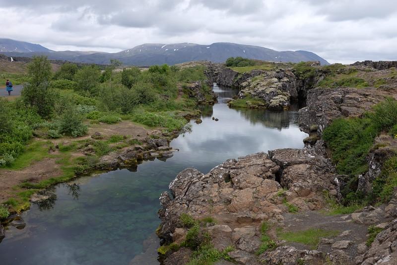 Þingvellir landscape