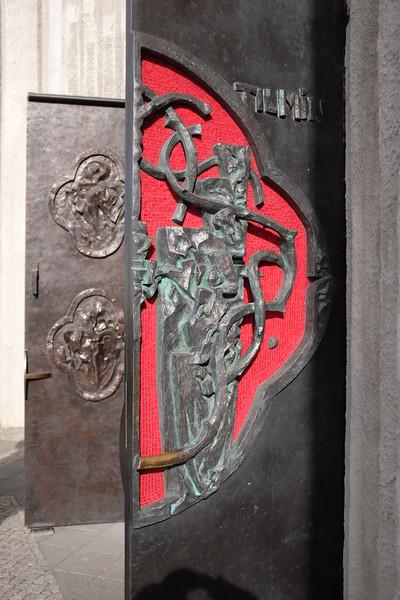 Portal, Hallgrímskirjka, Reykjavik