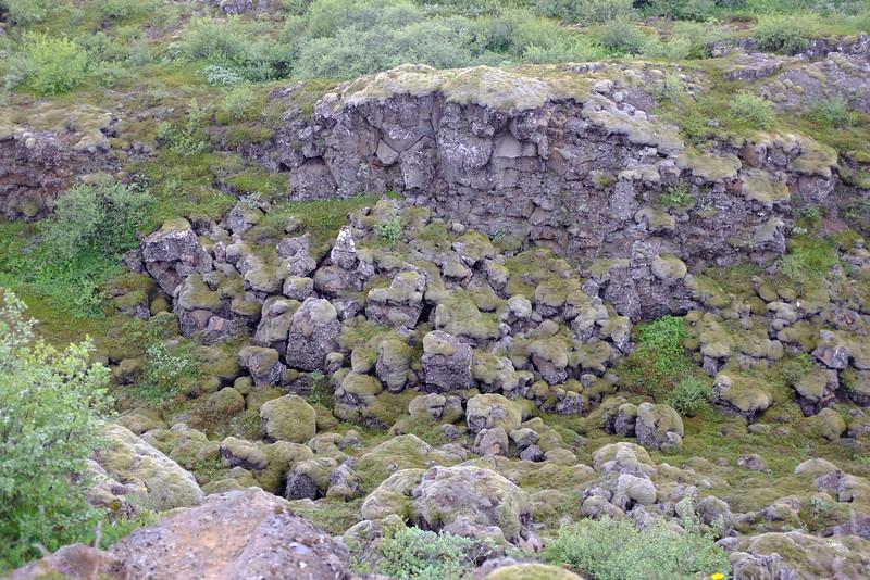 Þingvellir lava