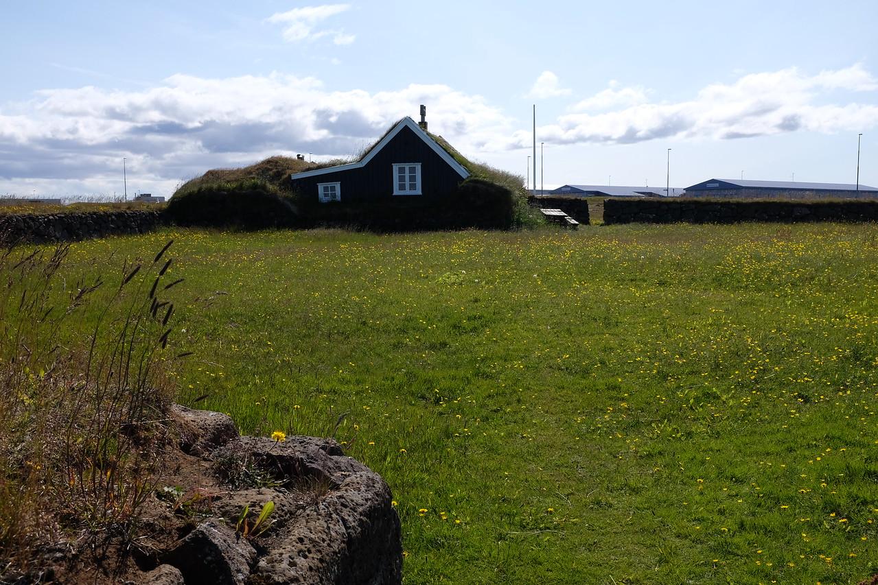 Nineteenth-century farmstead
