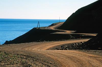 Road to Borgarfjordur Eystri (Bakkagerdi)
