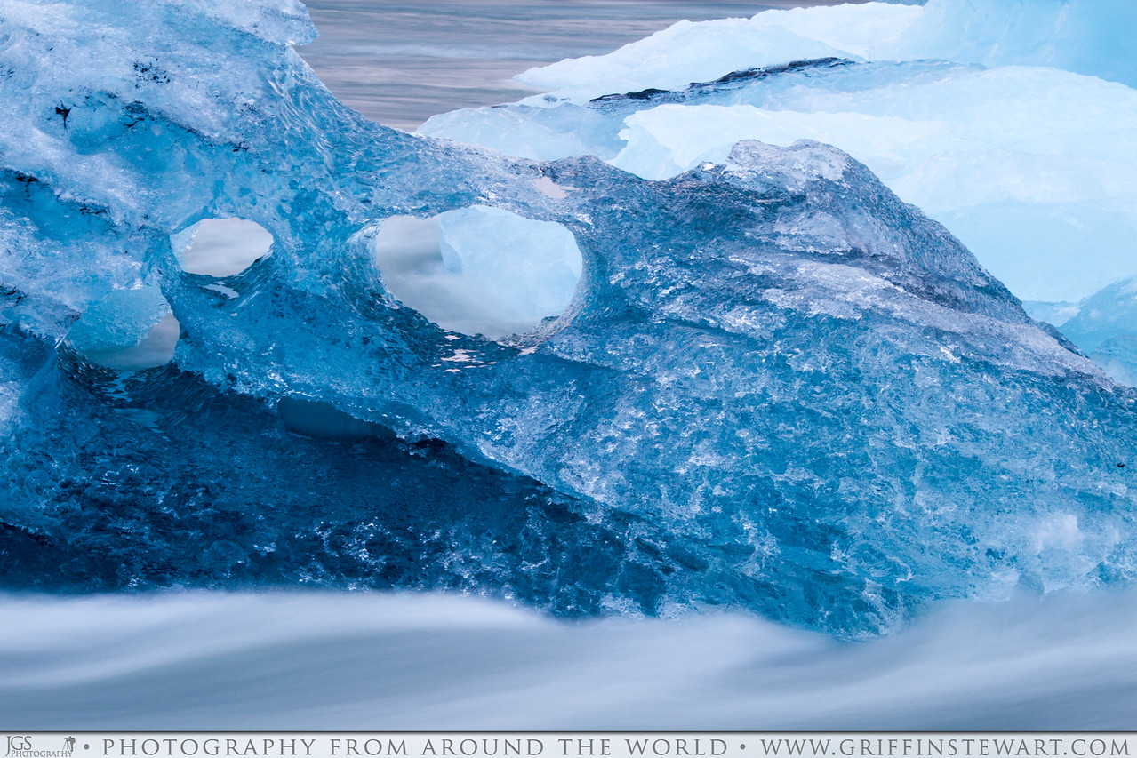 Beatiful Glacial Ice 5