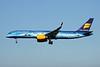 """TF-FIR Boeing 757-256 """"Icelandair"""" c/n 26242 Brussels/EBBR/BRU 07-11-17 """"Vatnajokull"""""""