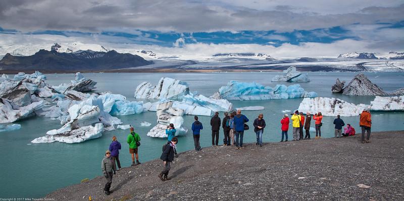Jokulsarlon - the Glacier Lagoon