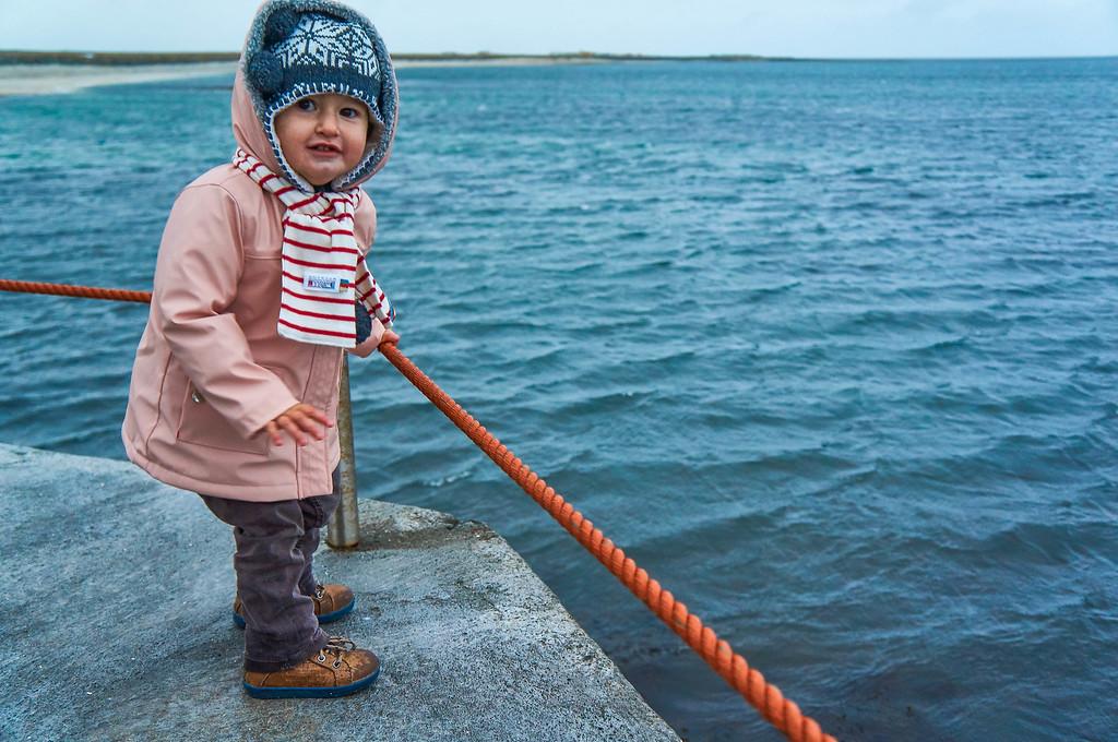 Ayla Arrives to Iceland