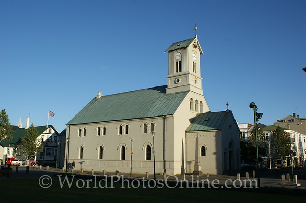 Reykjavik - Reykjavik Cathedral