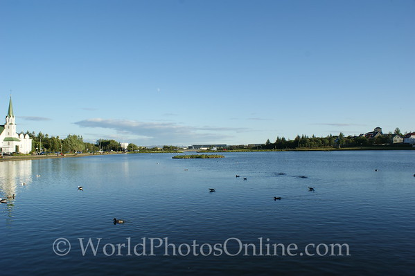 Reykjavik - Tjörnin 'The Pond'