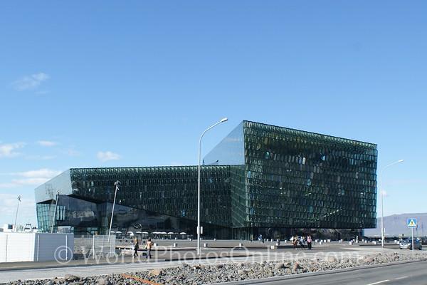 Reykjavík - Reykjavík Concert Hall and Conference Center