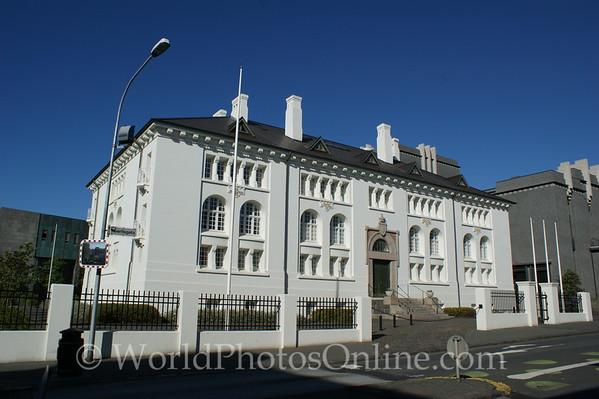 Reykjavík - National Center for Cultural Heritage