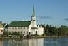 Reykjavík - Fríkirkjan (Free Lutheran Church)