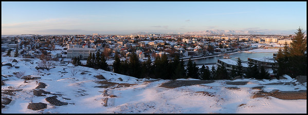 Hafnarfjordur panorama