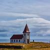 Hellnar Church in Iceland