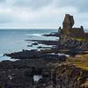 The sea cliffs at Londrangar, Iceland