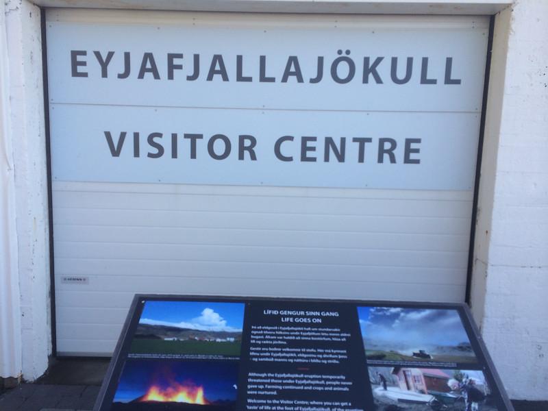 Eyjafjallajökull Visitor Center