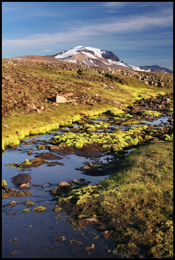 Mount Snæfell