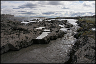 Upstream of Detifoss