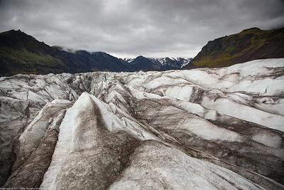 Svinafellsjokull Glacier