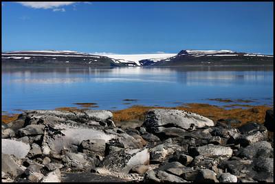 View of Drangajökull