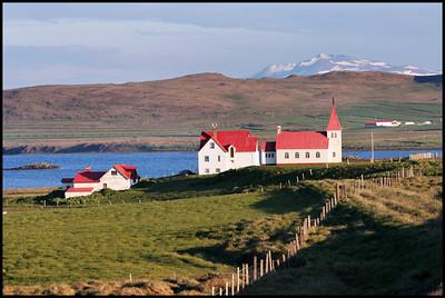 Near Borðeyri