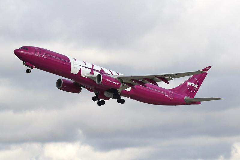 TF-LUV Airbus A330-343E c/n 1607 Los Angeles/KLAX/LAX 25-01-18