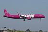 """TF-GPA Airbus A321-211 """"Wow Air"""" c/n 7237 Amsterdam/EHAM/AMS 21-05-18"""
