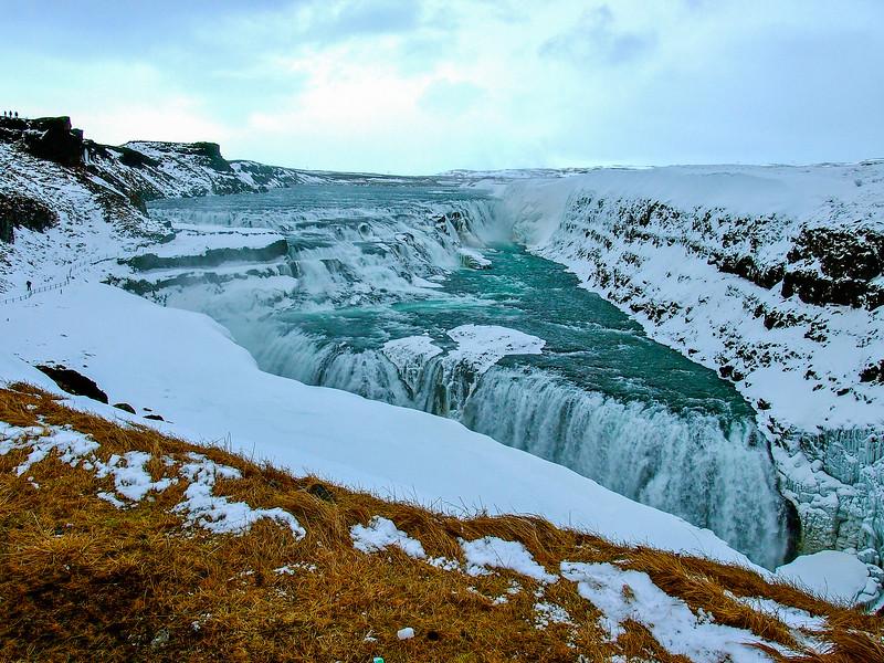 Gullfoss in Iceland