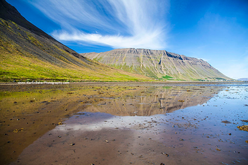Isafjordur, Iceland.