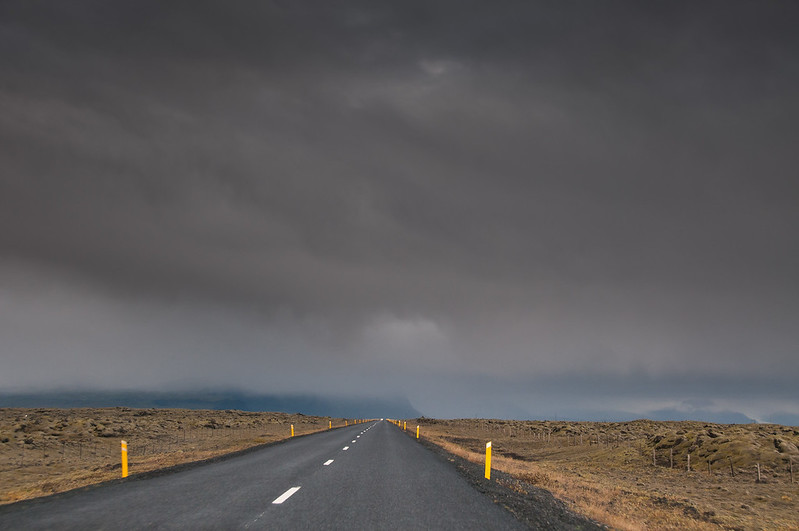 The Road, Iceland