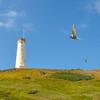 Lighthouse of Reykjanes peninsula