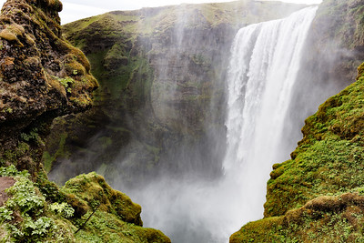 The Old Man of Skogafoss