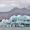 Glacier fragments Jokulsarlon, Iceland