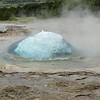 Geyser at Strokkur, Iceland